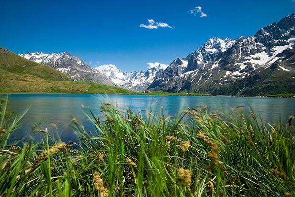 Lac du pontet (Hautes-Alpes)