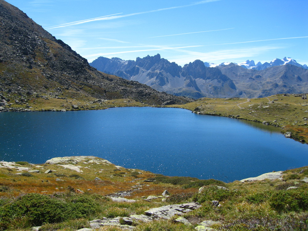 Lac du serpent