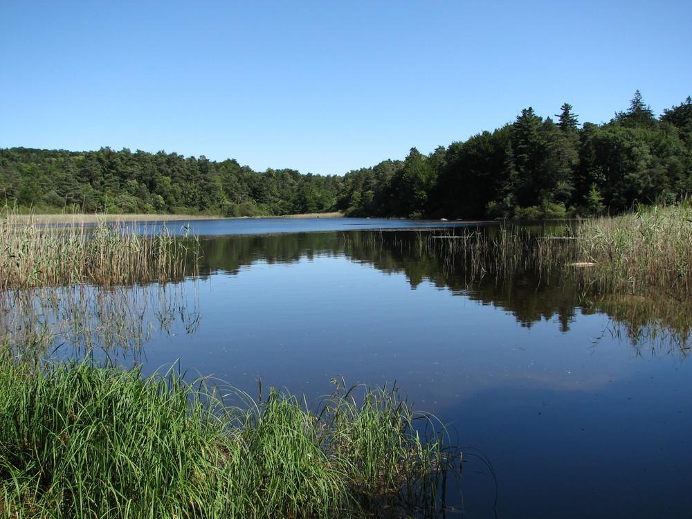 lac du Sidobre Tarn France