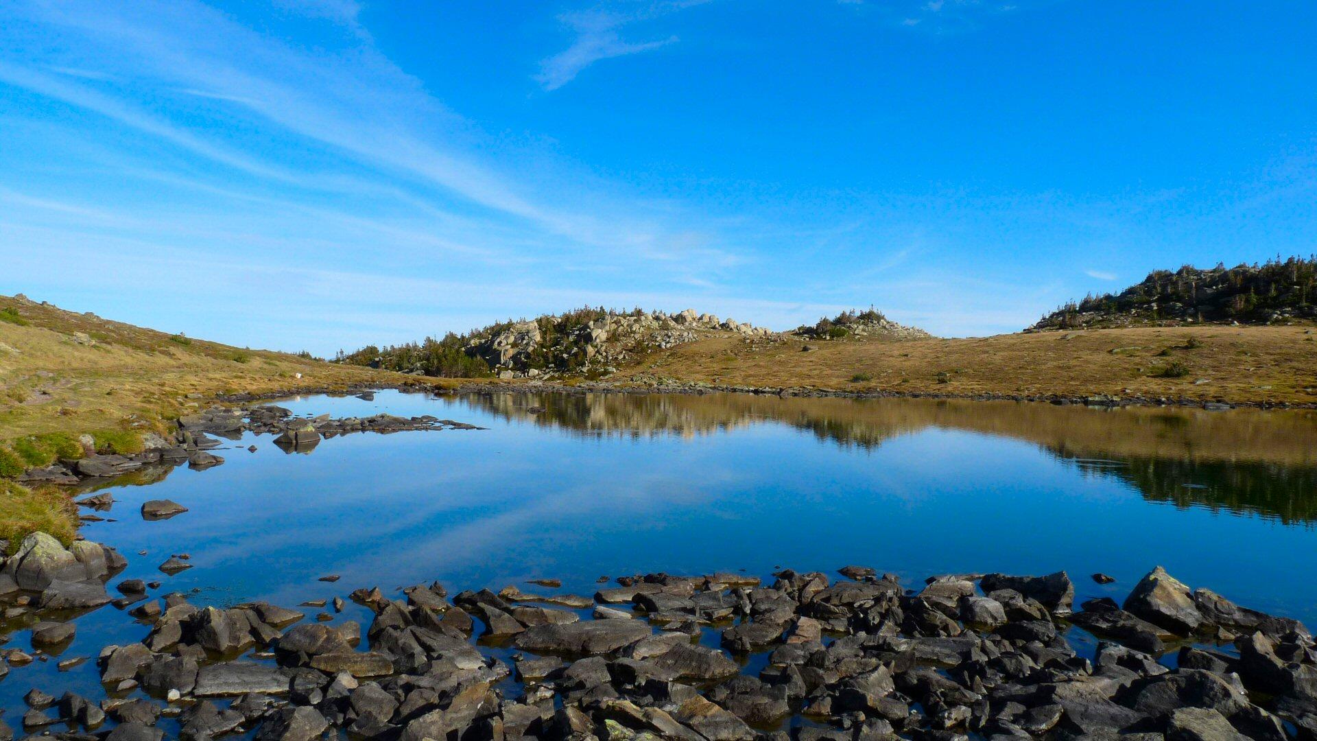 Lac du Trébens