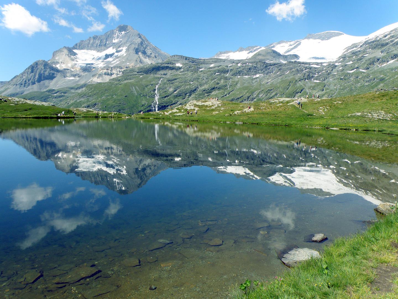 Lac en Vanoise
