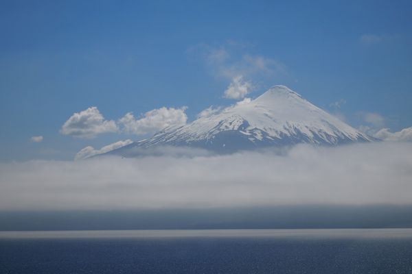 Lac et Volcan