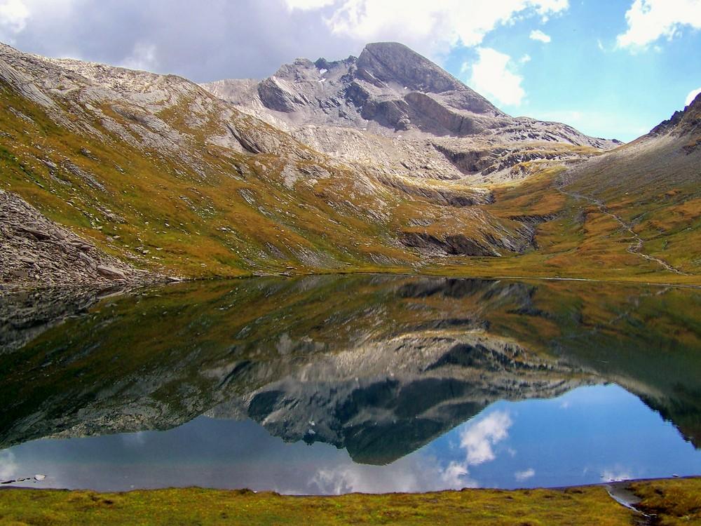 lac  Foréant dans le Queyras (05)