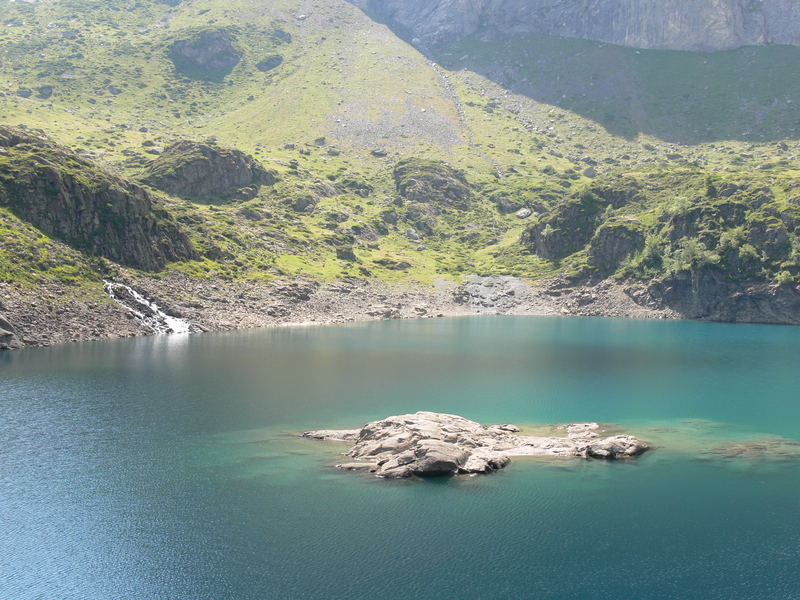 Lac Gloriette 0707