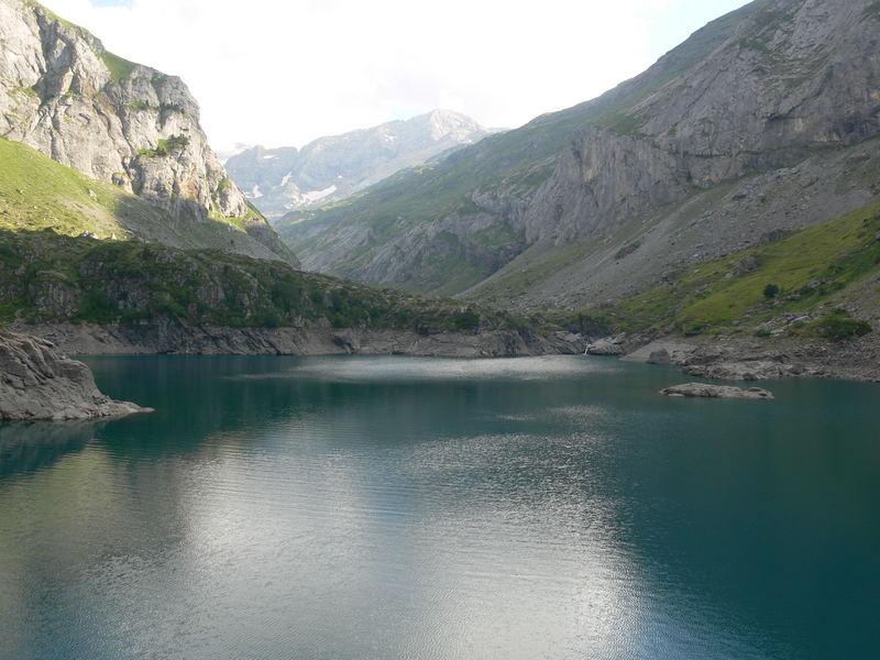 Lac Gloriette (2). 0707