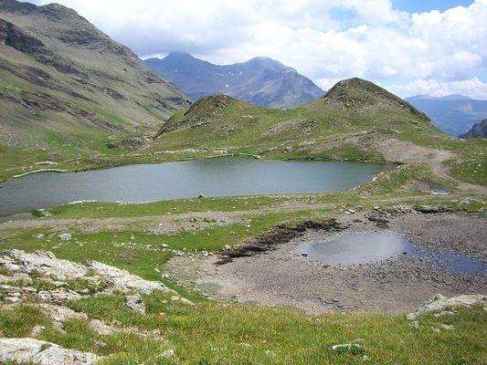 Lac jumeaux Hautes Alpes