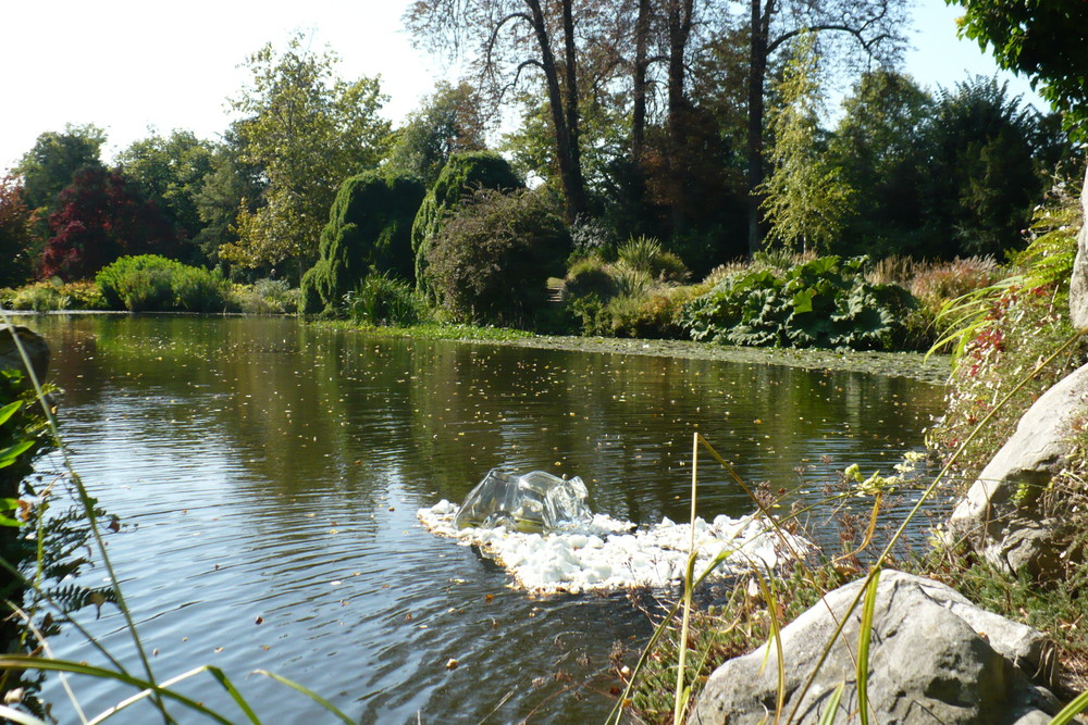 lac parc de bagatelle