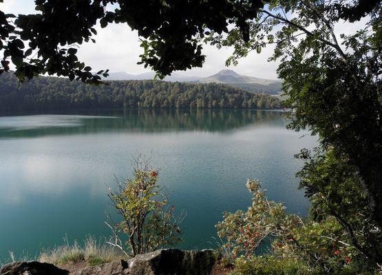 lac Pavin (auvergne)