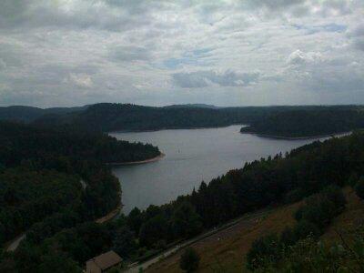Lac Pierre Percée
