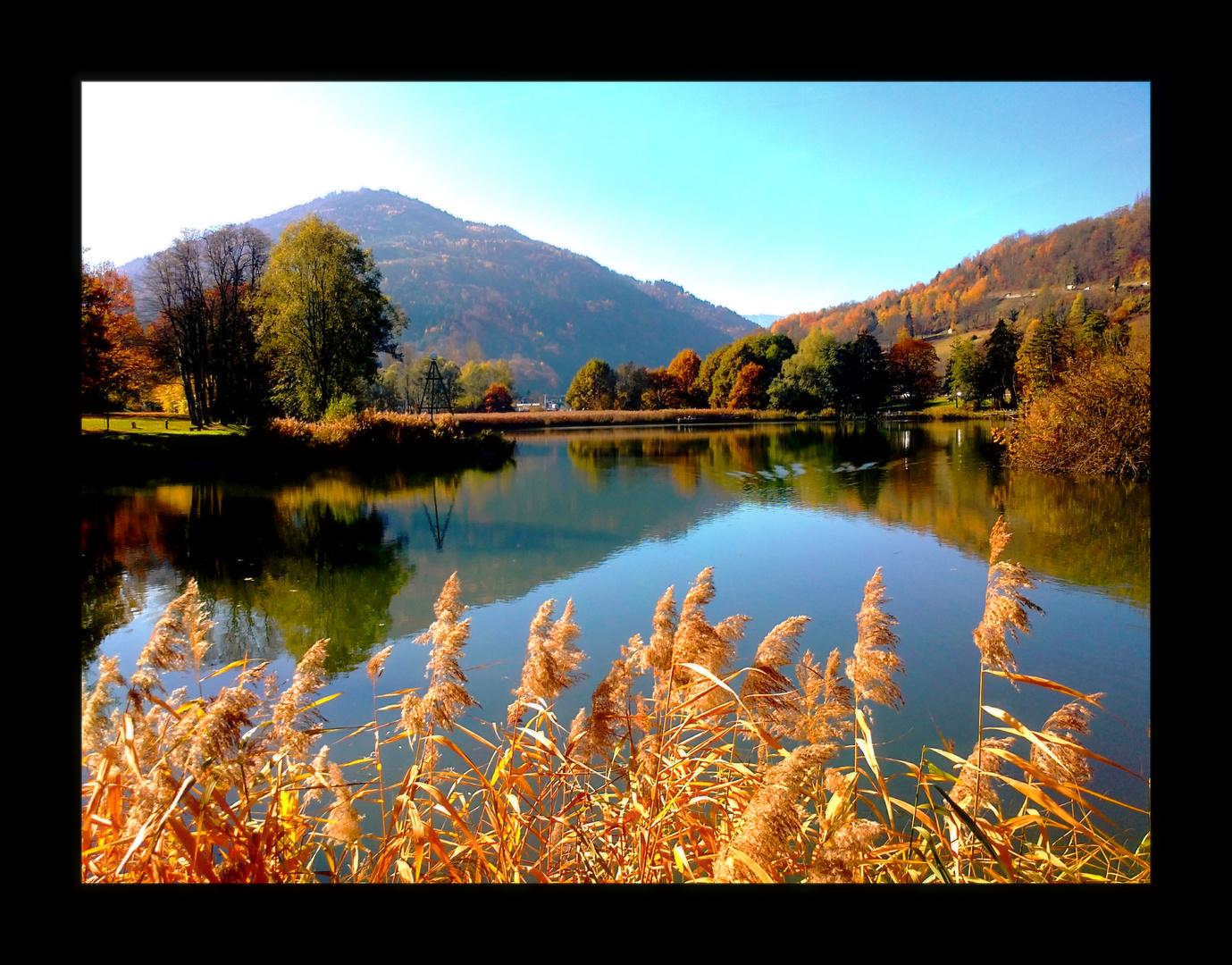 Lac Saint Clair (Détrier) 4