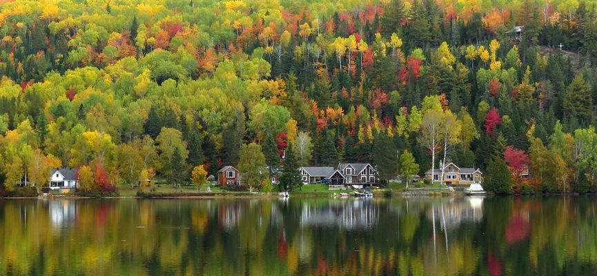 Lac Sainte Marie