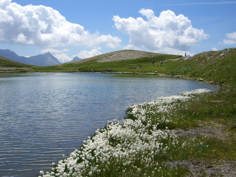 Lac Sirènes Haute Alpes