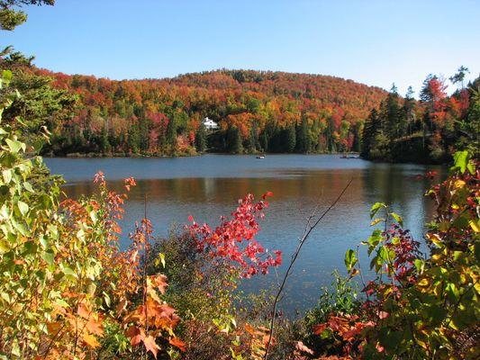 Lac Solitude, Saint-Faustin/Lac-Carré (Québec)