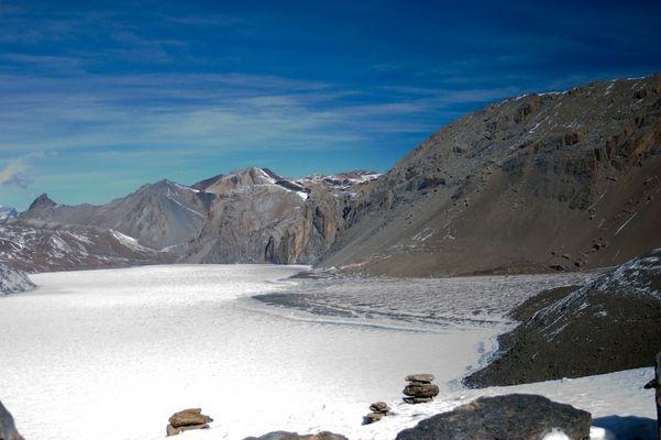 Lac Tilicho 5000m
