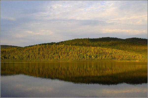 Lac Tousignant, Quebec