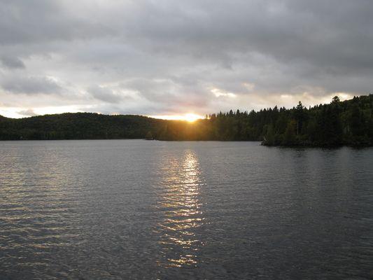 Lac Êvelyne , Z.e.c. Chapeau de paille