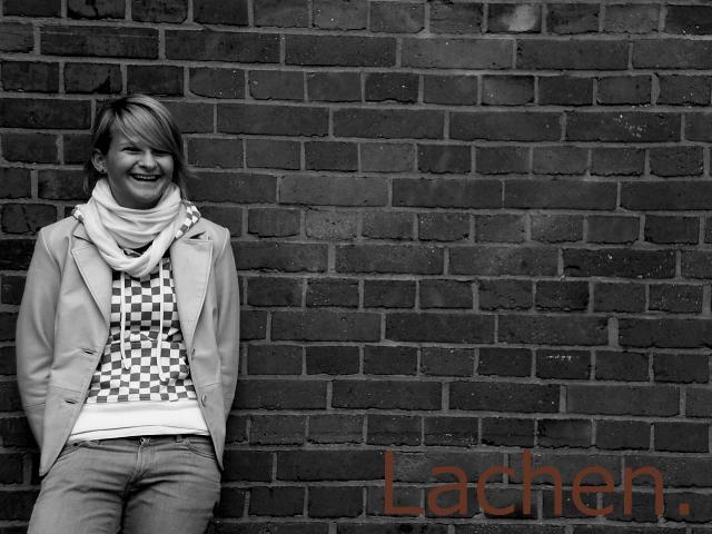 Lachen ist immer gut :)