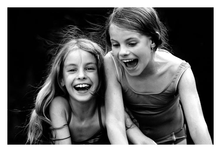 Lachen ist Leben