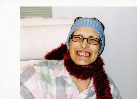 Lachen trotz Chemo....