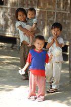 Lachende Gesichter sagen mehr als hundert Worte - Bagan / Myanmar