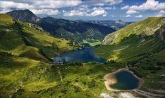 Lachenspitze / Klettersteig ....