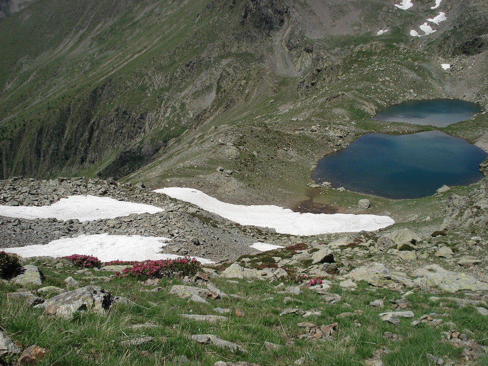 """lac""+neige"
