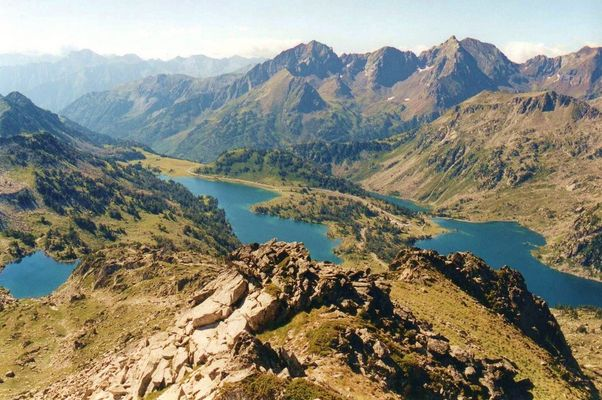 lacs d' aubert et d' aumar( Néouvielle )