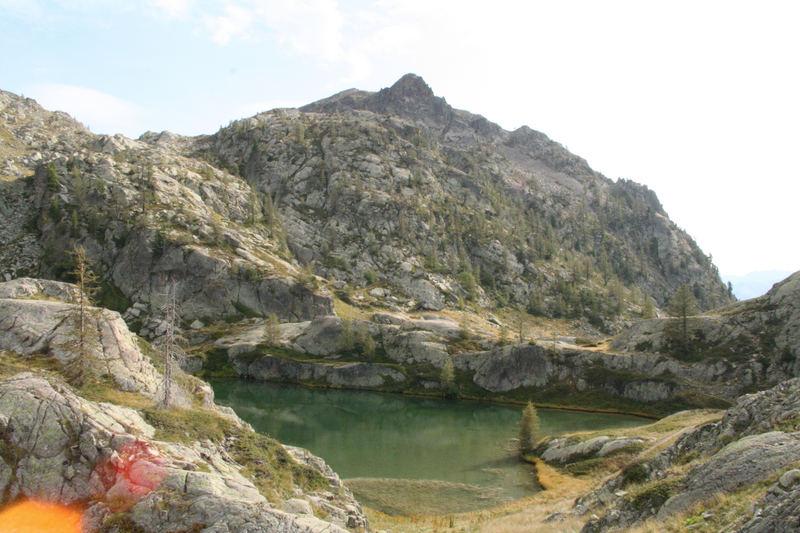 Lacs et montagnes