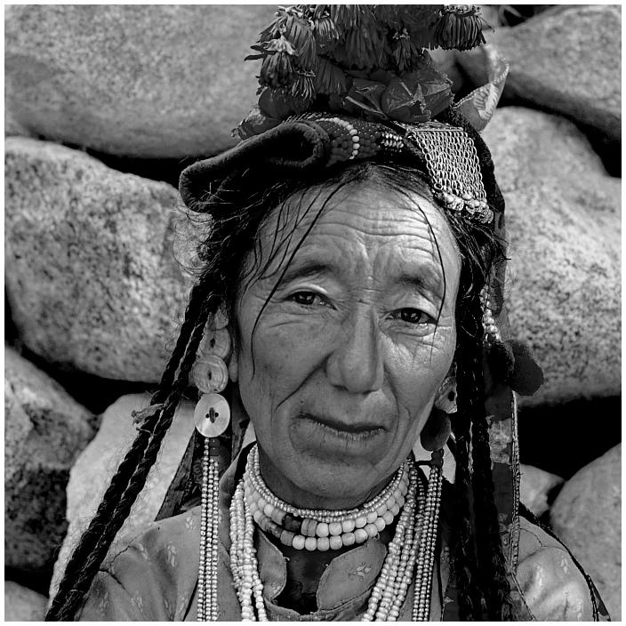 Ladakhi aus Dha