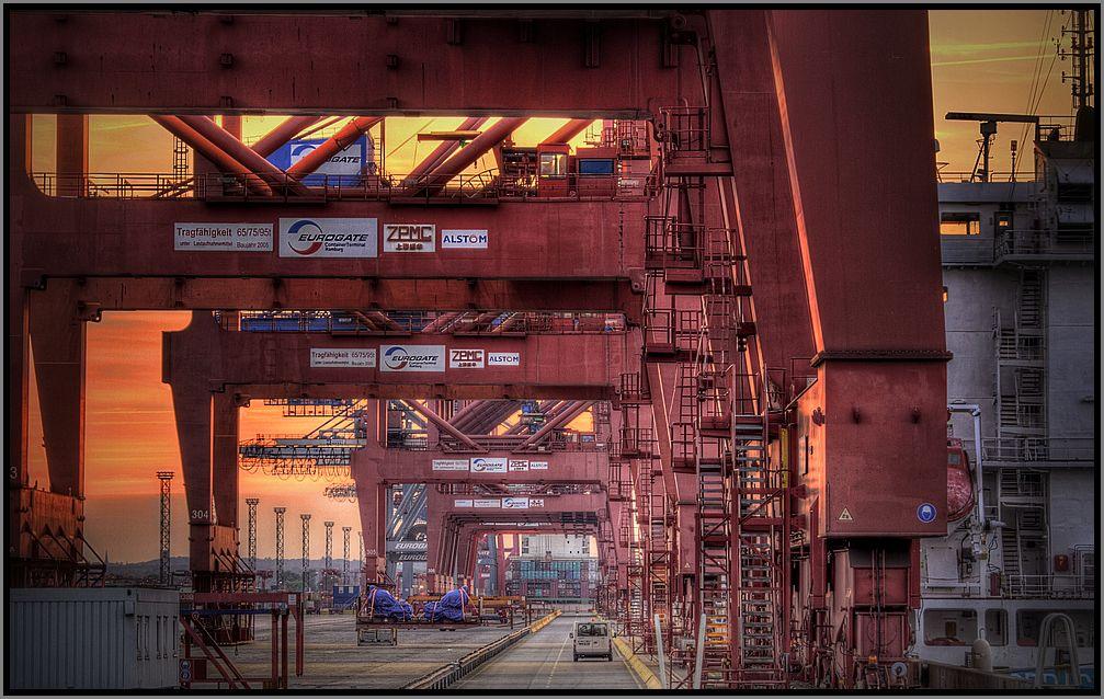 Ladebrücken