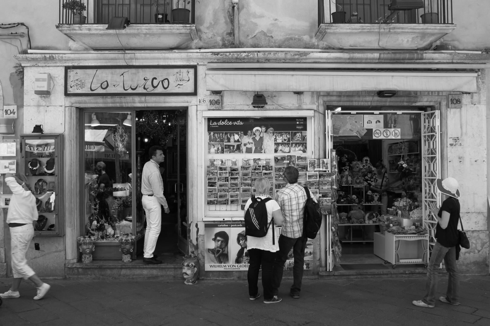 Laden auf Sizilien