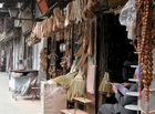 Laden in Damaskus