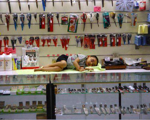 Laden in Suva Hauptstadt von Fiji