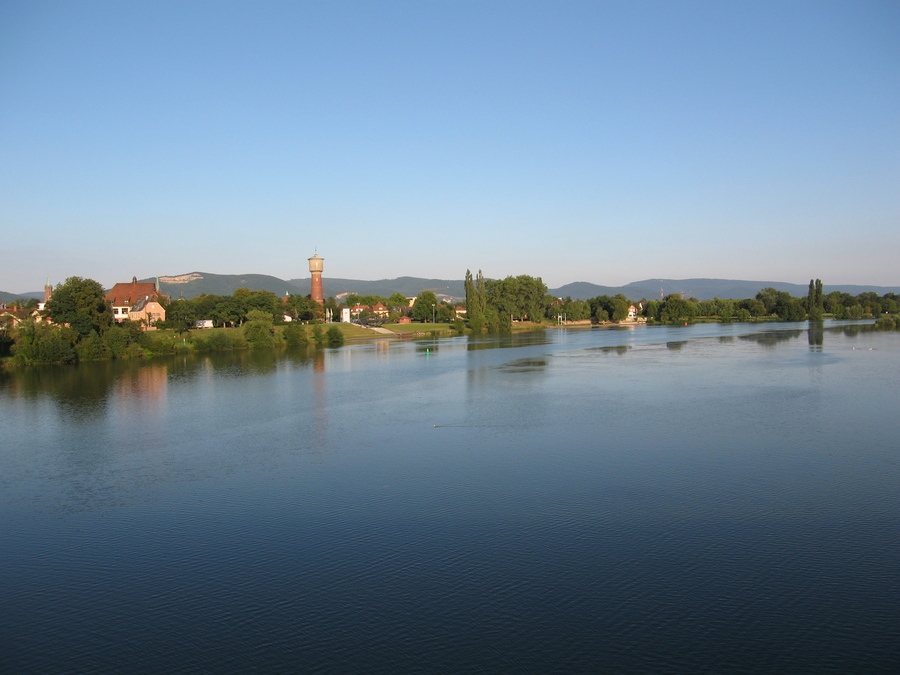 Ladenburg am Neckar