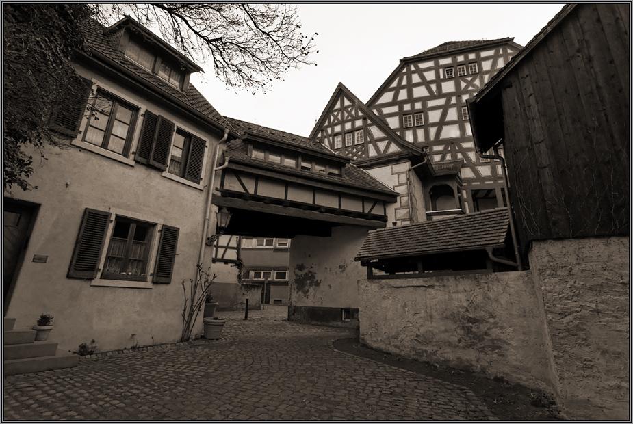 Ladenburger Altstadt