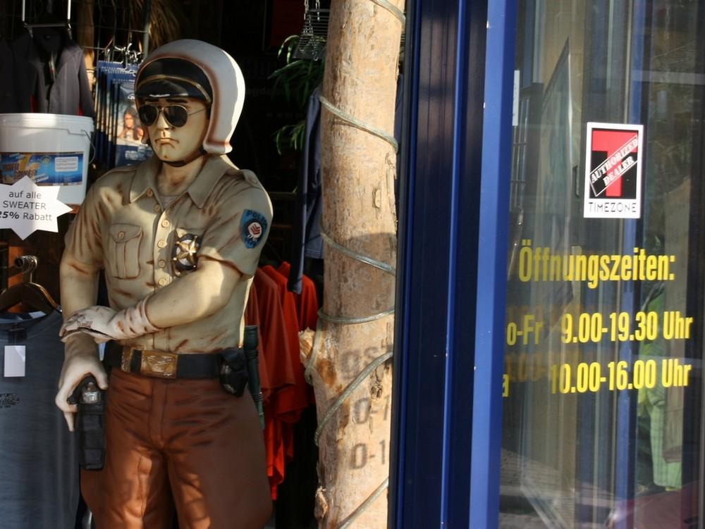 Ladenöffnungszeiten-Verteidigung