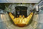 Laderaum eines Space Shuttle (Explorer)
