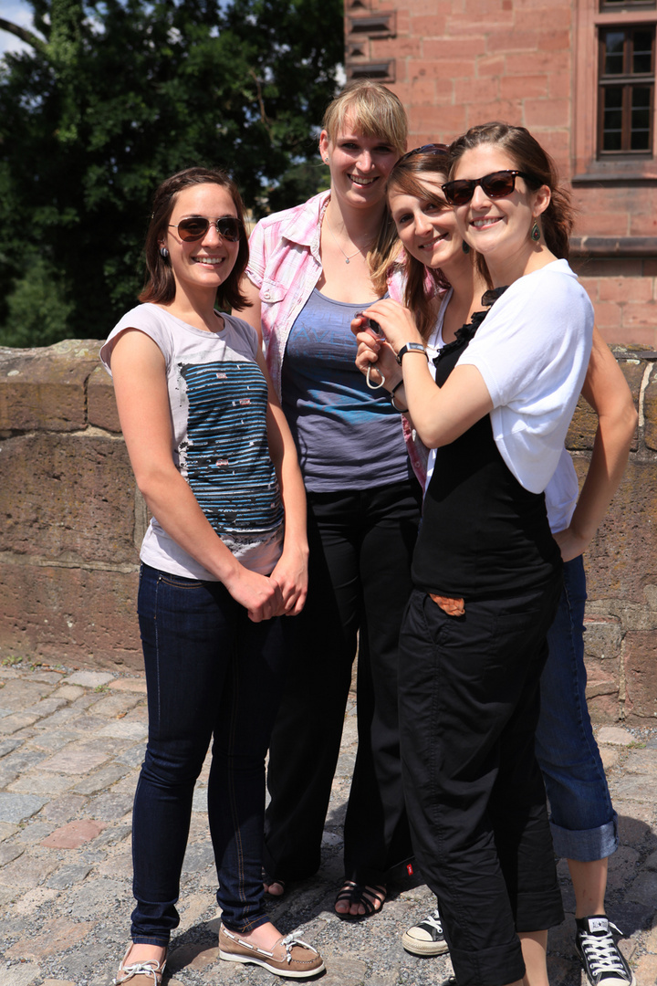 Ladies in Aschaffenburg III
