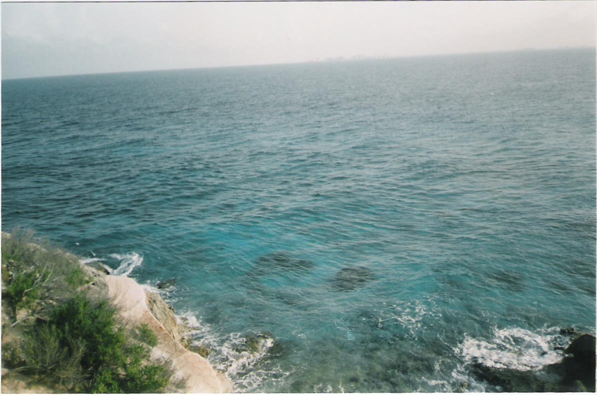 lado sur,isla de mujeres mexico