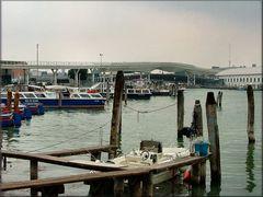 L`Adriatico  all`isola di Tronchetto