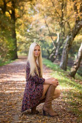 Lady Autumn X