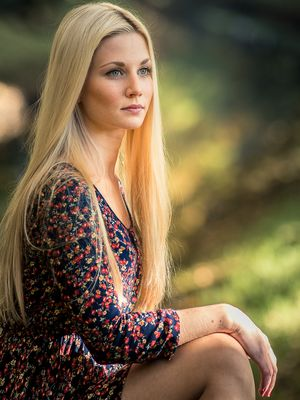 Lady Autumn XIII