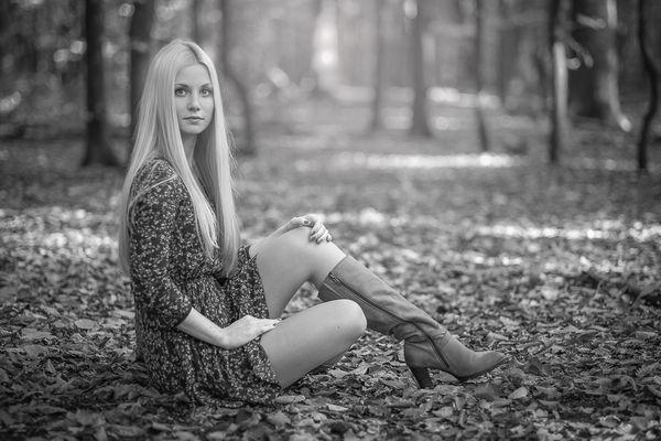 Lady Autumn XVII