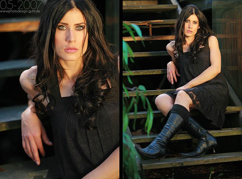 """Lady In Black"""