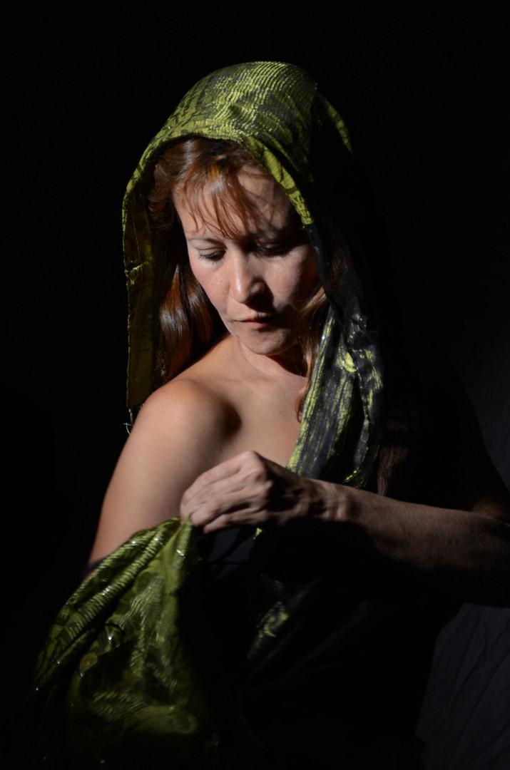 Lady in Gruen