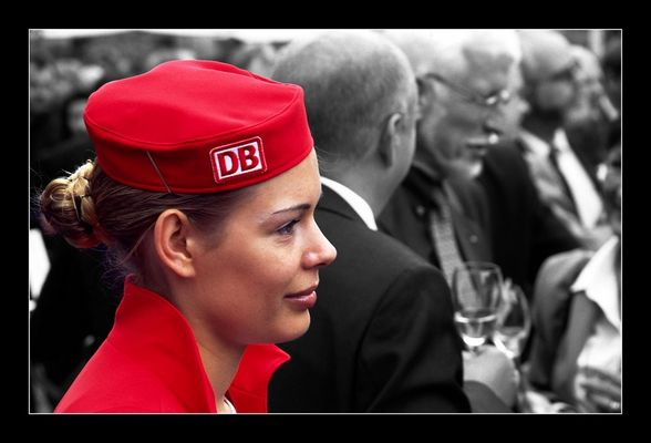 Lady in red - reloaded
