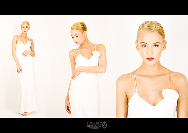 ***Lady in white***