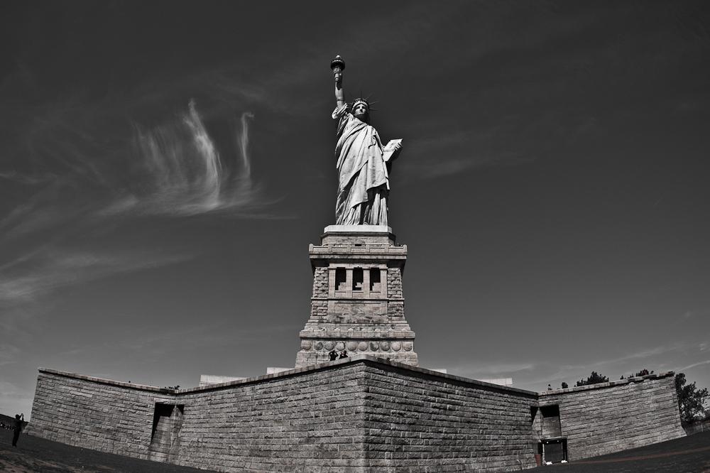 - Lady Liberty -