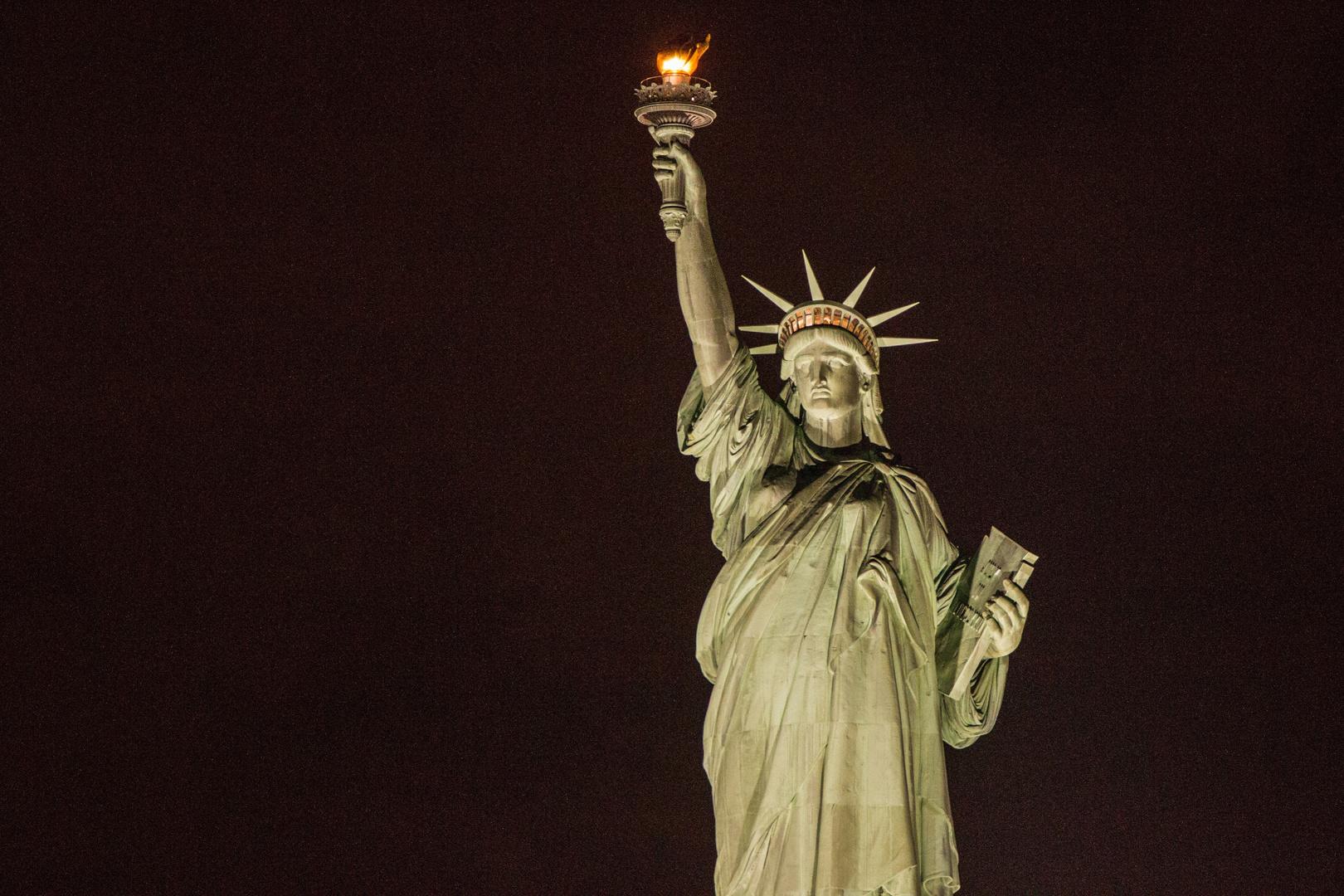 Lady Liberty - immer ein lohnendes Motiv