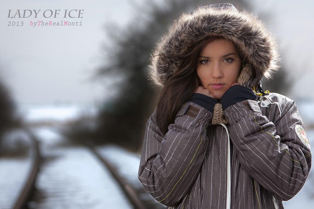 Lady of Ice !